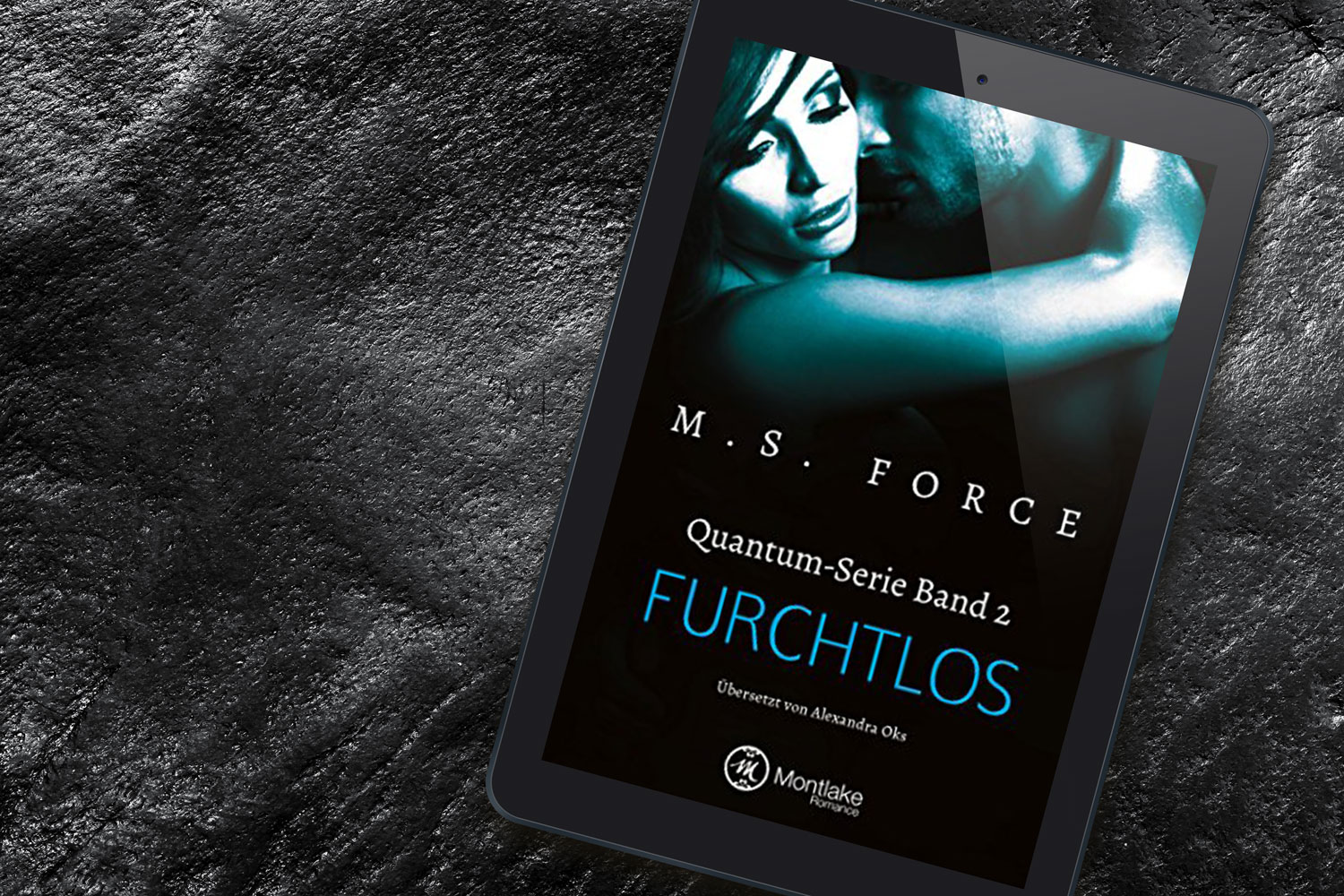 "eBook Cover ""Furchtlos"" von Marie Force"