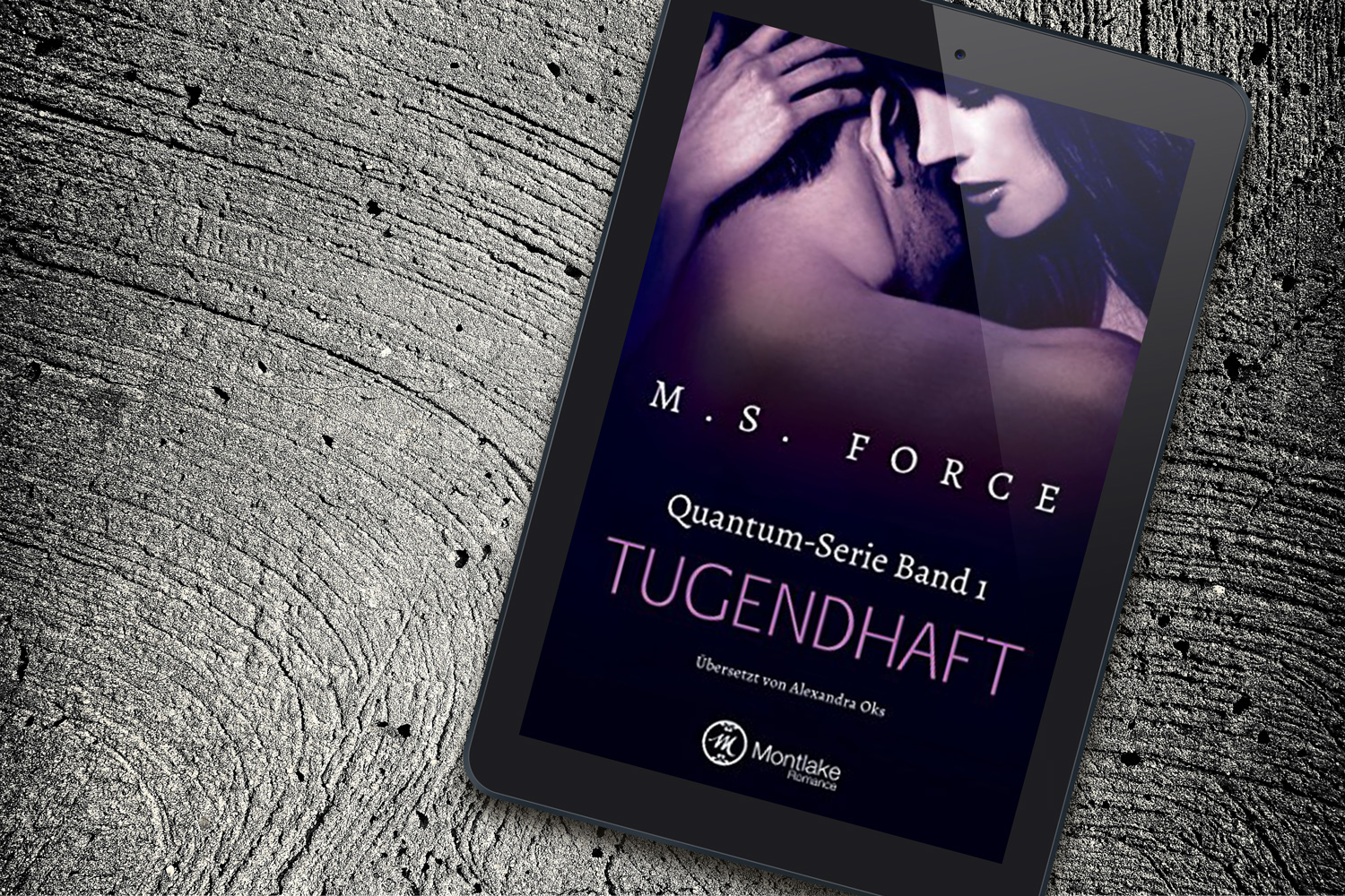 "eBook Cover ""Tugendhaft"" von Marie Force"